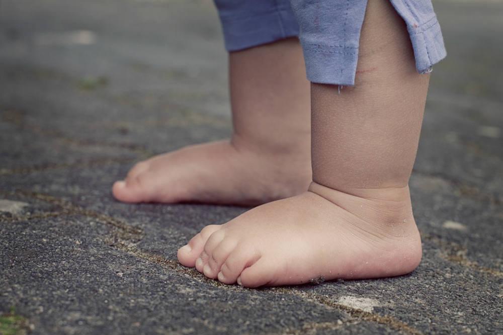 A propósito de nuestros pies.