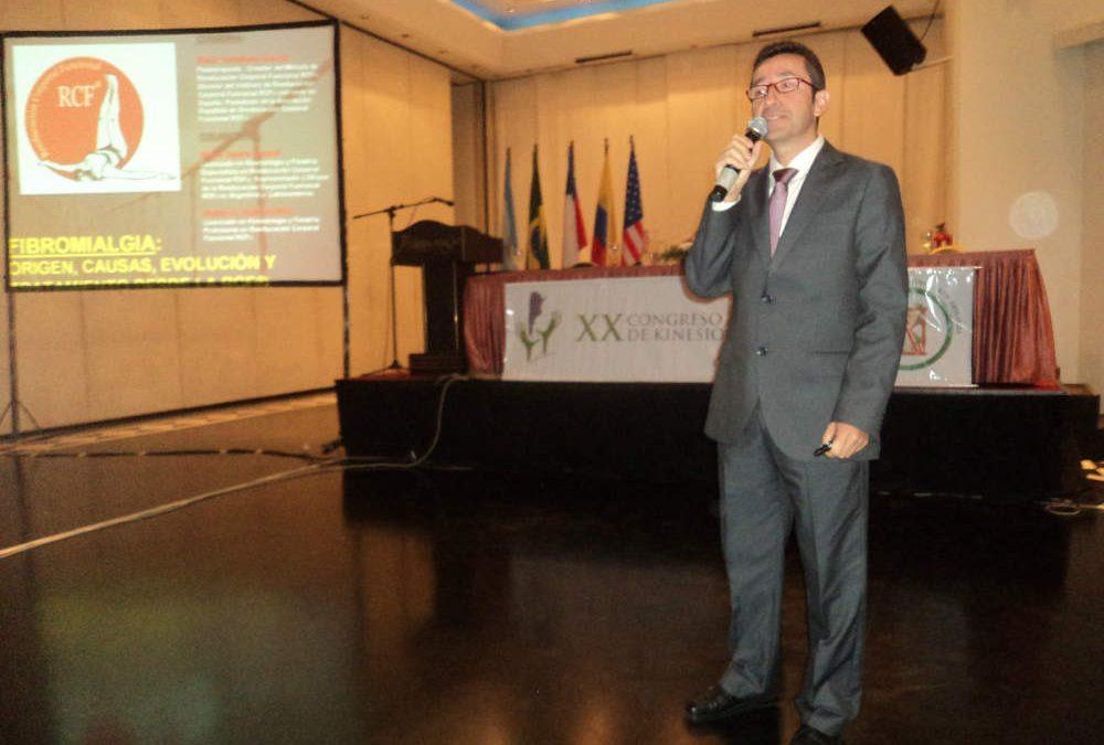 XX Congreso Argentino de Kinesología.