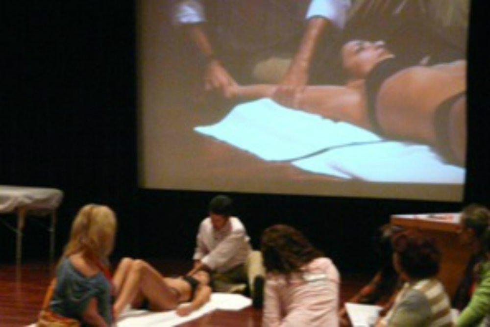 """Simposio Internacional de Técnicas de Masaje y Terapias Manuales """"SITEM 2010 """""""