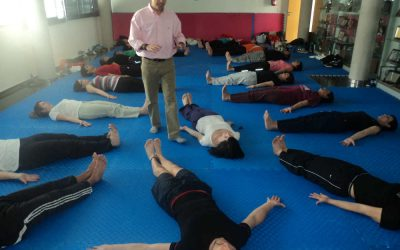 IV Jornadas de Deporte y Salud: Actividad Física y Conciencia Corporal