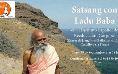 Satsang con Ladu Baba