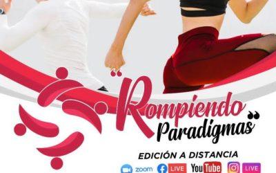 """2º Congreso Internacional del Deporte """"Rompiendo Paradigmas"""""""